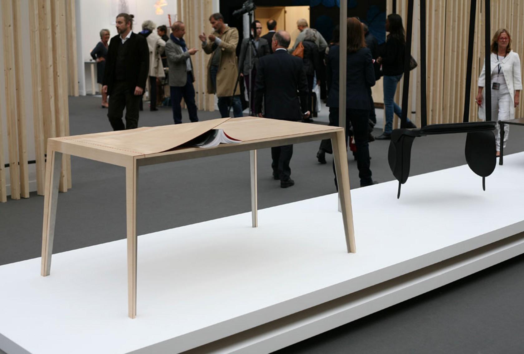 Ludovic AVENEL : ébéniste créateur Paris -  Ludovic_Avenel_news_exposition_grand_palais_2013_ebeniste_créateur_design_sur mesure_1