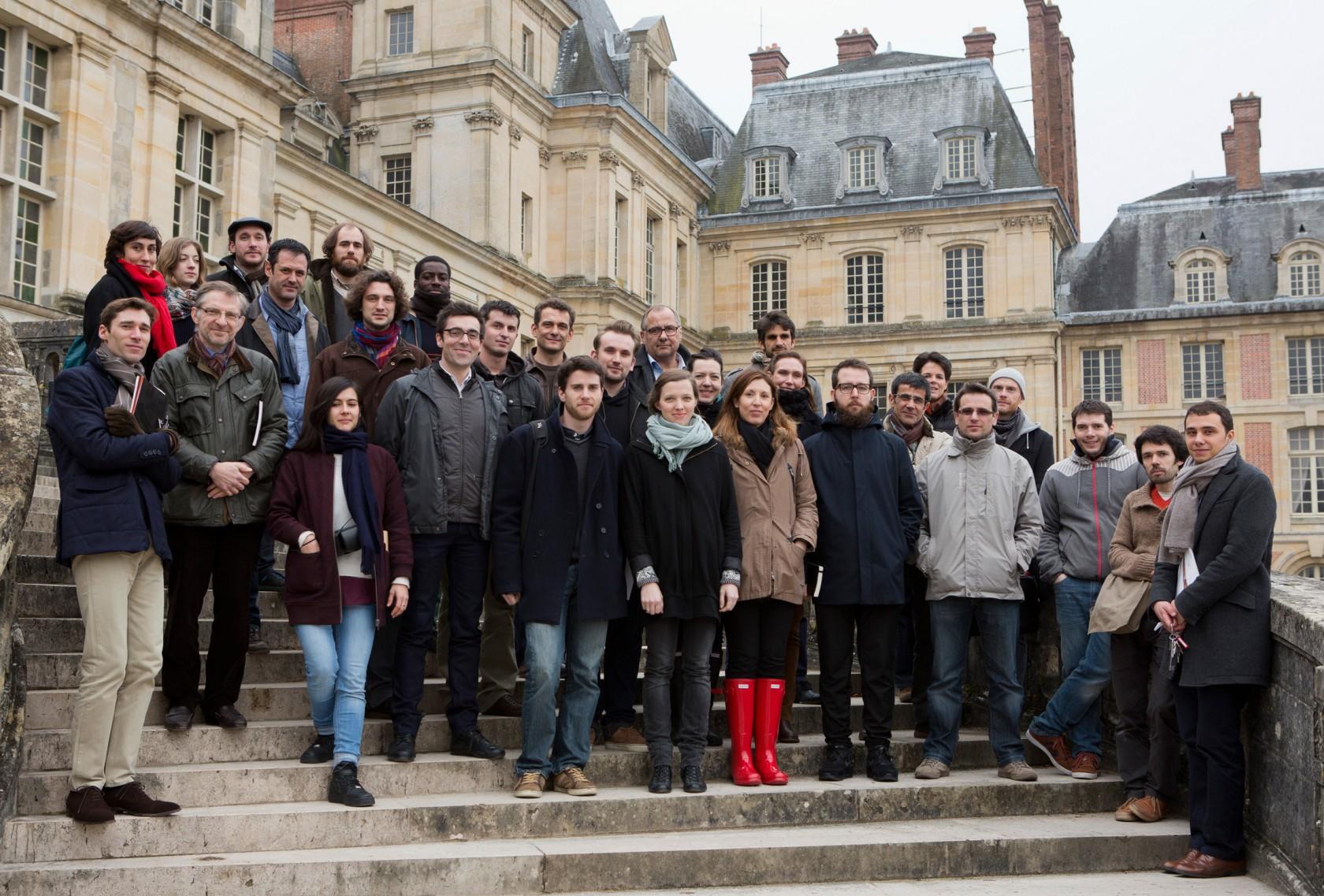 Ludovic AVENEL : ébéniste créateur Paris -  Ludovic_Avenel_news_fondation_hermes_ebeniste_créateur_design_sur mesure_2