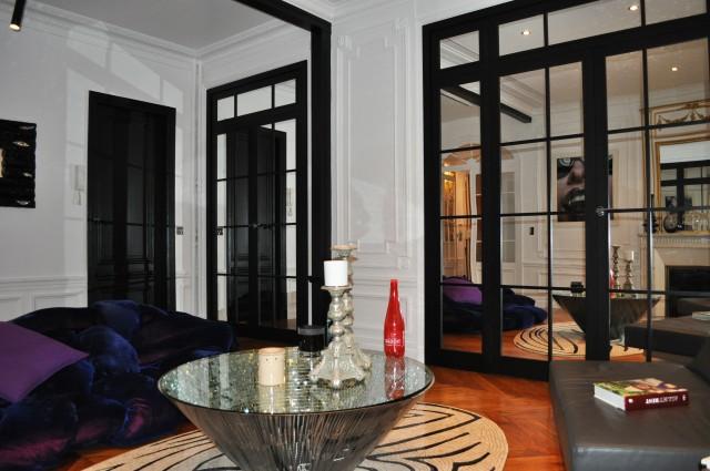 Ludovic AVENEL : ébéniste créateur Paris -  Ludovic_Avenel_porte_kauffolz_ebeniste_créateur_design_sur mesure_1