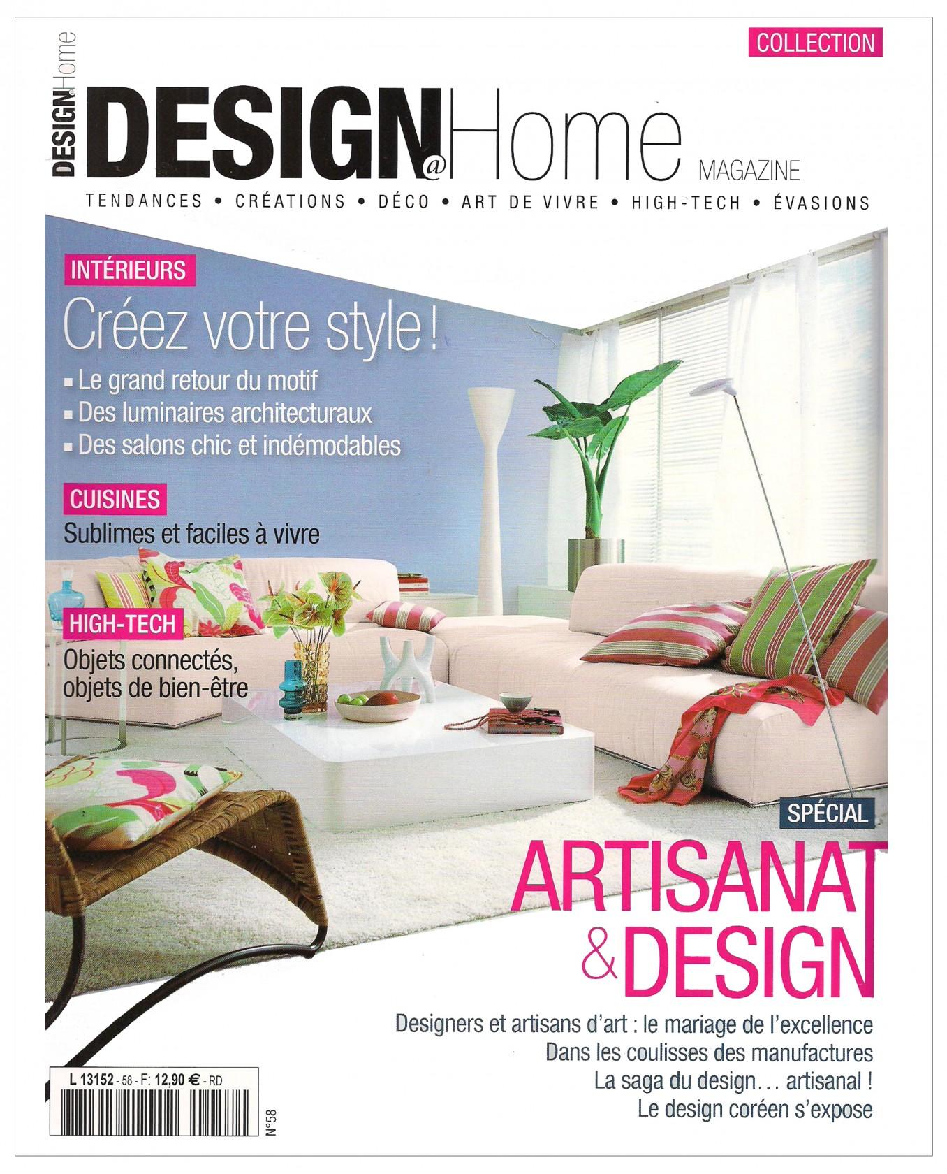 Ludovic AVENEL : ébéniste créateur - Ludovic_Avenel_press_Design_Home_ebeniste_créateur_design_sur mesure_1