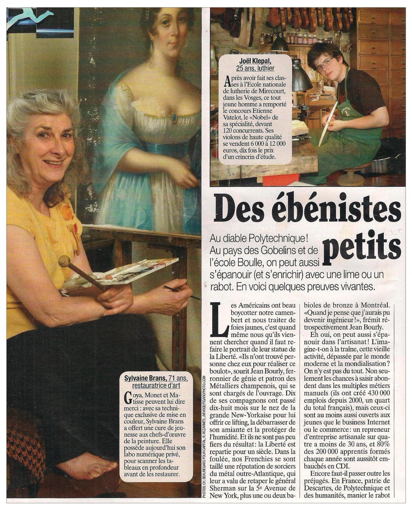 Ludovic AVENEL : ébéniste créateur Paris - Ludovic_Avenel_press_capital_ebeniste_créateur_design_sur mesure_4