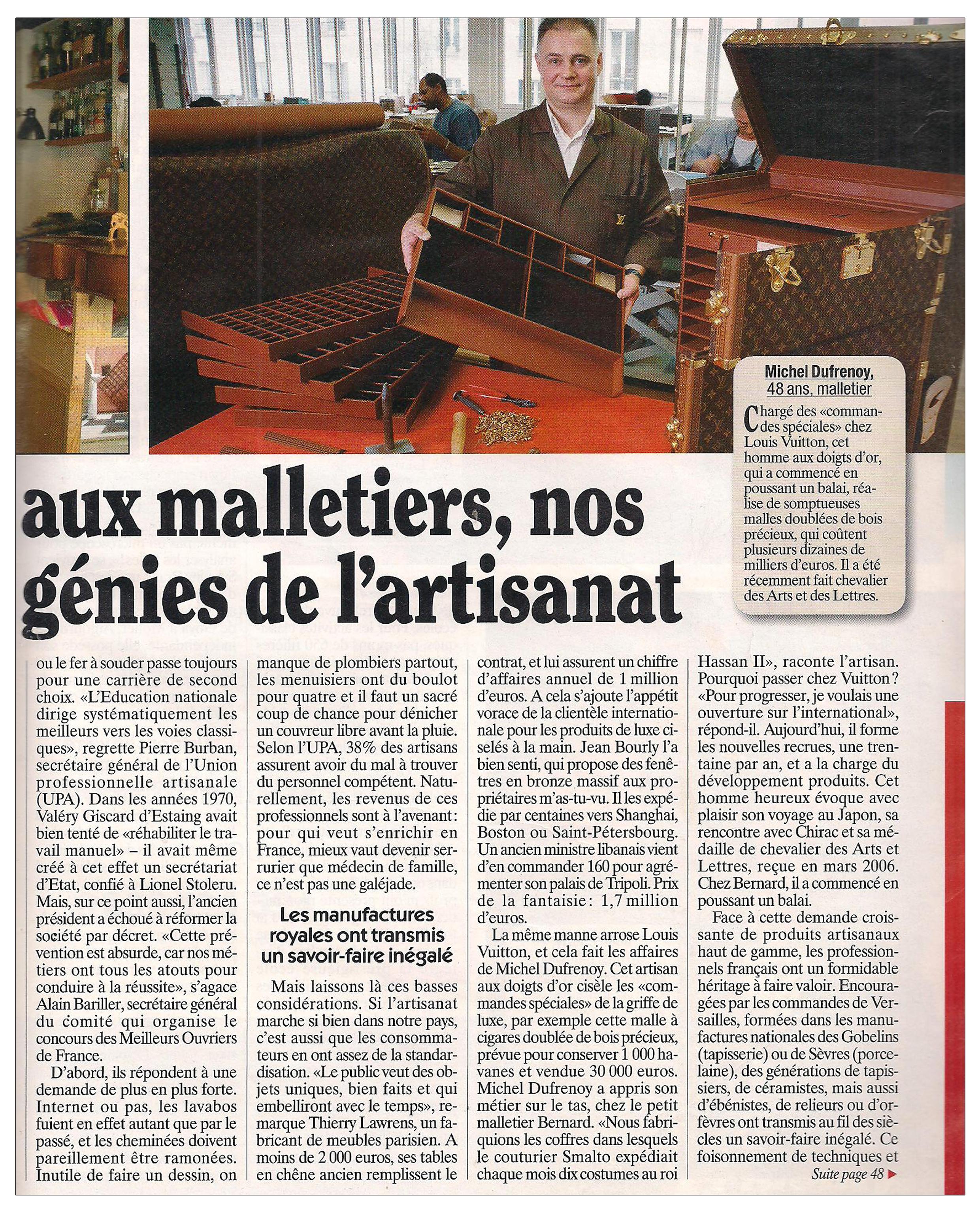 Ludovic AVENEL : ébéniste créateur Paris - Ludovic_Avenel_press_capital_ebeniste_créateur_design_sur mesure_5