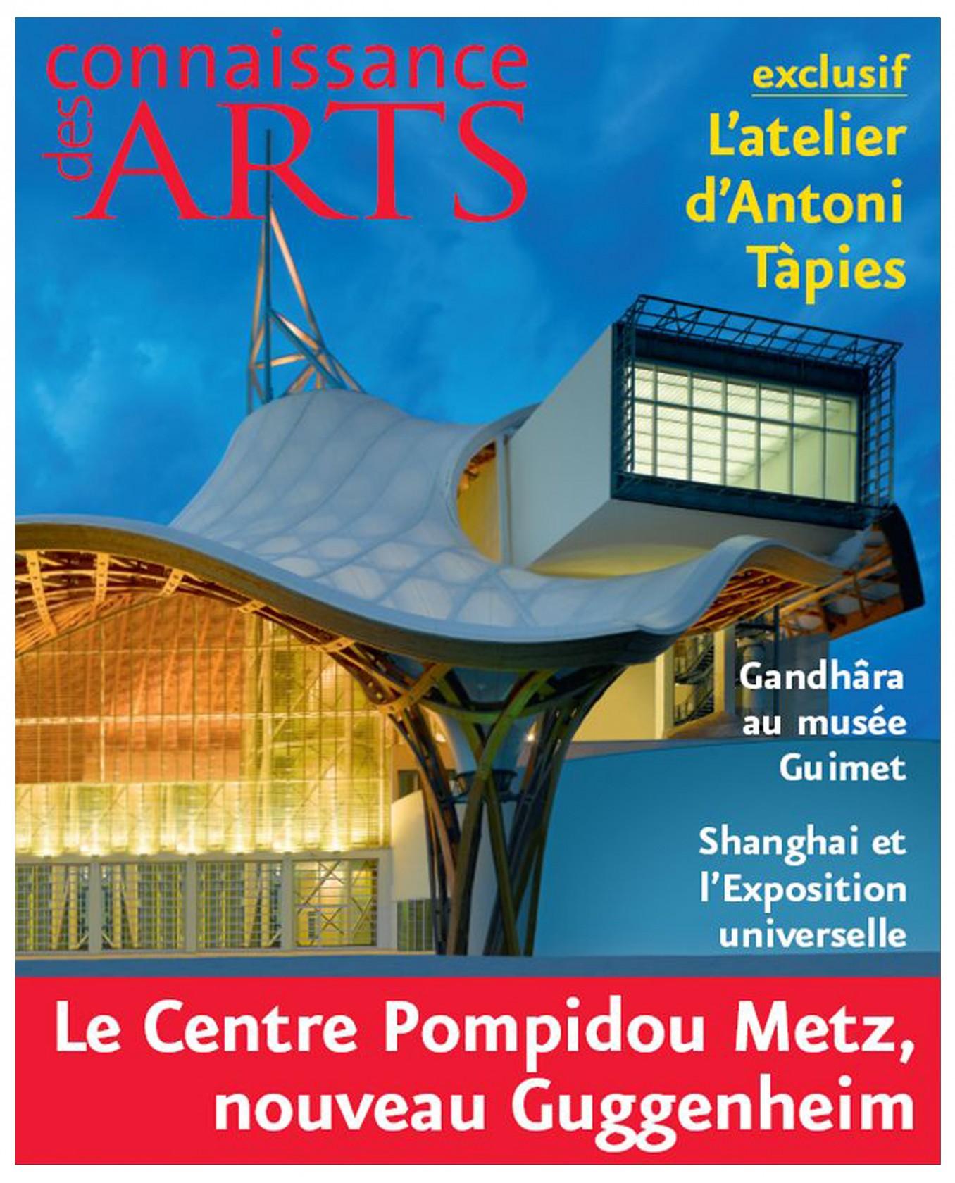 Ludovic AVENEL : ébéniste créateur Paris - Ludovic_Avenel_press_connaissance_des_arts_ebeniste_créateur_design_sur mesure_1