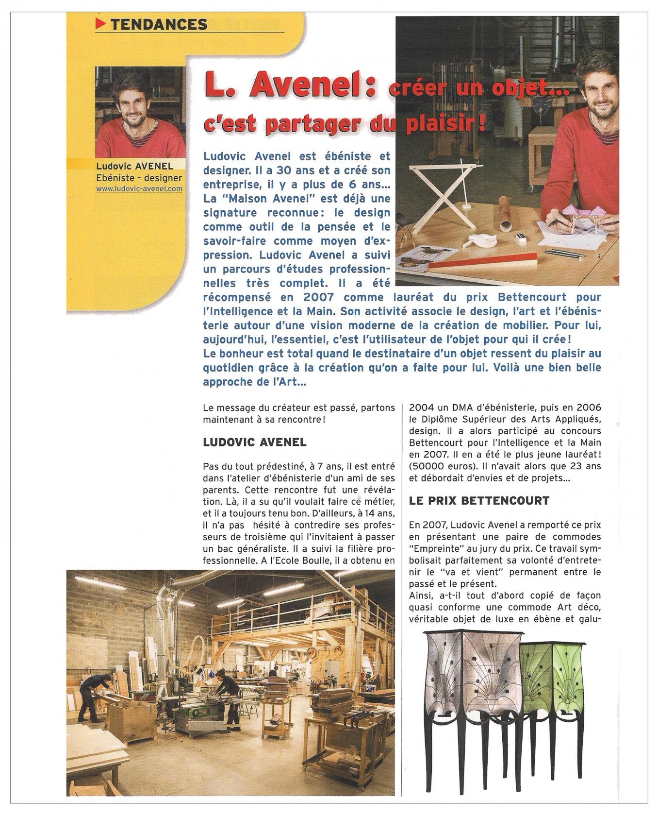 Ludovic AVENEL : ébéniste créateur Paris - Ludovic_Avenel_press_couleurs_bois_ebeniste_créateur_design_sur mesure_2