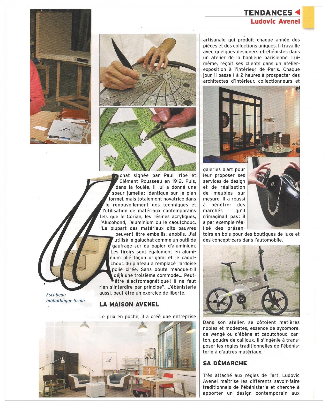 Ludovic AVENEL : ébéniste créateur Paris - Ludovic_Avenel_press_couleurs_bois_ebeniste_créateur_design_sur mesure_3