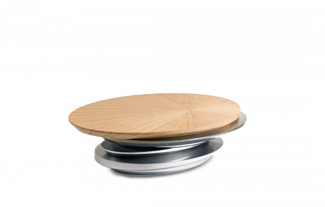 Coffee table galet