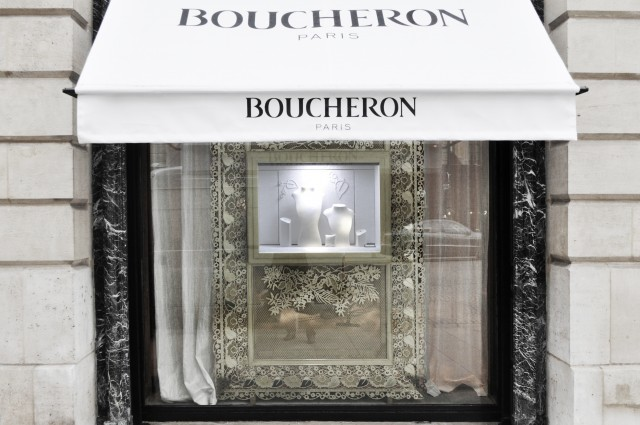 Ludovic AVENEL : ébéniste créateur Paris -  Ludovic_Avenel_boutique_boucheron_créateur_design_sur mesure_2