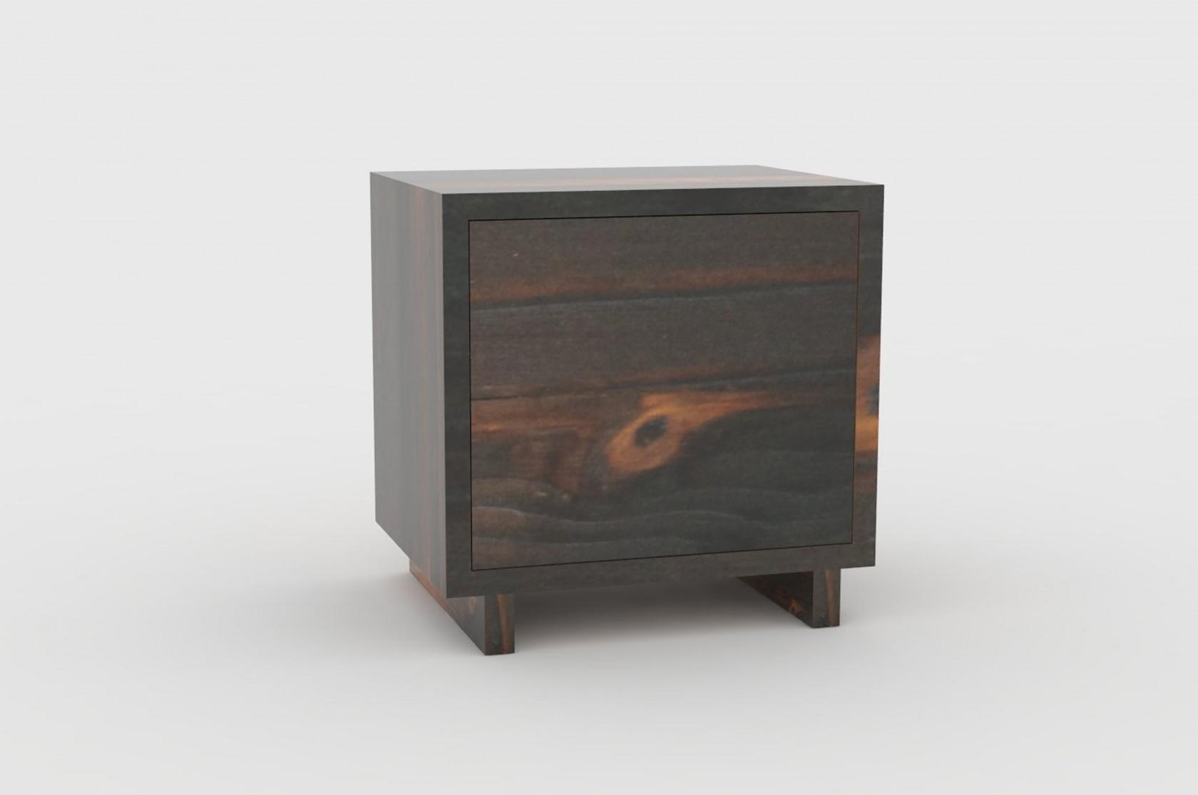chevets en bois fum ludovic avenel b niste cr ateur paris. Black Bedroom Furniture Sets. Home Design Ideas