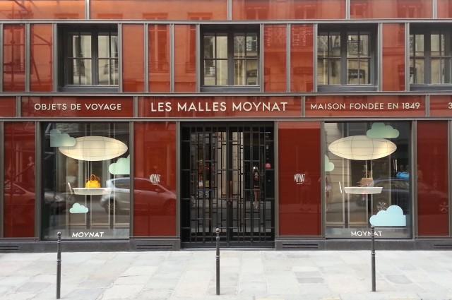 Ludovic AVENEL : ébéniste créateur -  Ludovic_Avenel_vitrines_Moynat_boutiques_Paris_ebeniste_créateur_design_sur mesure_2