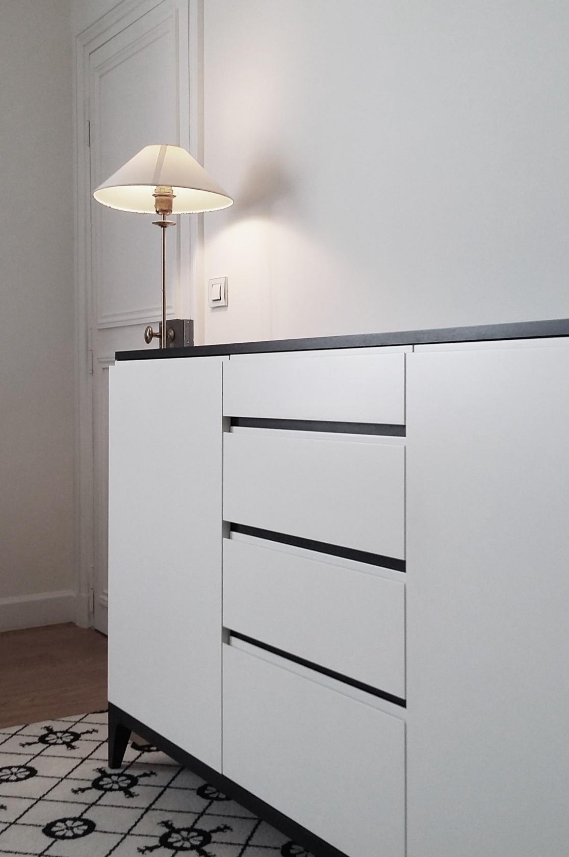 buffet sur mesure ludovic avenel b niste cr ateur paris. Black Bedroom Furniture Sets. Home Design Ideas