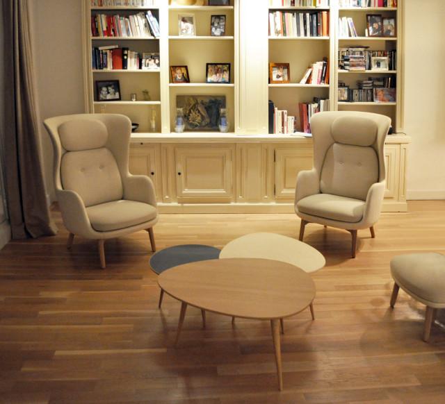 Ludovic AVENEL : ébéniste créateur Paris -  Ludovic Avenel_table basse_table gigogne_table design_ébénisterie (1)