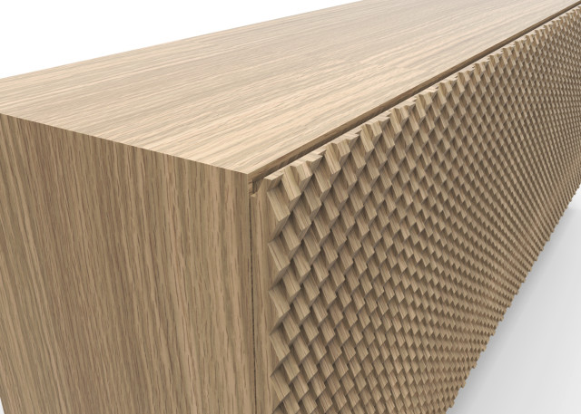 buffet zigzag ludovic avenel b niste cr ateur paris. Black Bedroom Furniture Sets. Home Design Ideas