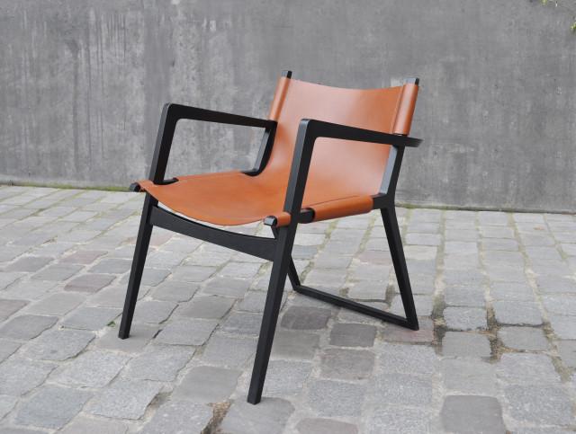 Ludovic AVENEL : ébéniste créateur Paris -  Ludovic Avenel_design_fauteuil_Fauteuil Havane (2)