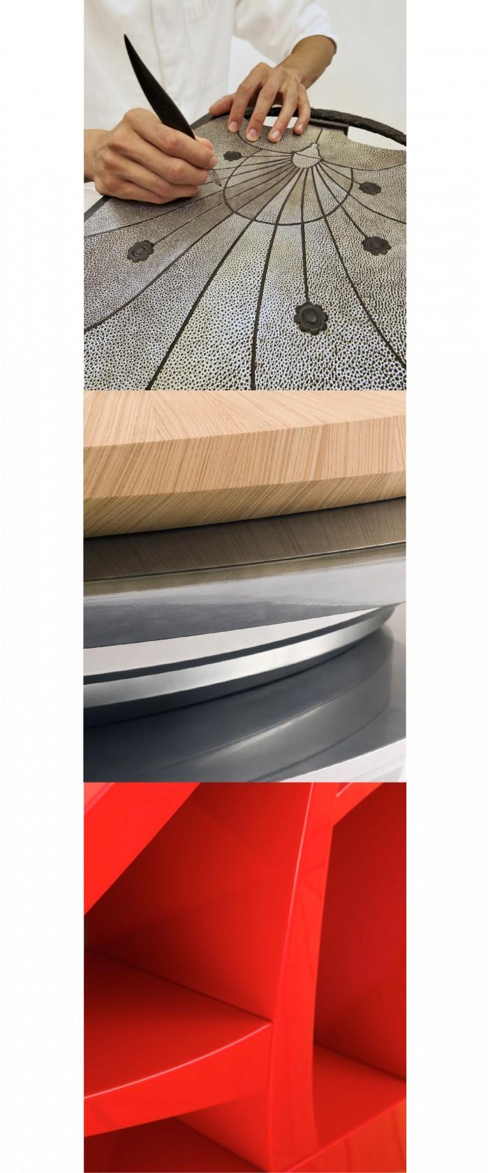 Ludovic AVENEL - Ebéniste Paris - Fabrication de meubles sur mesure - Ludovic_Avenel_les_ateliers_matières_créateur_design_sur mesure_1