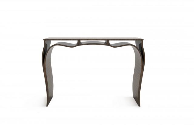 Ludovic AVENEL cabinet maker Paris -  Ludovic_Avenel_bureau_louis_vide_créateur_design_sur mesure_2