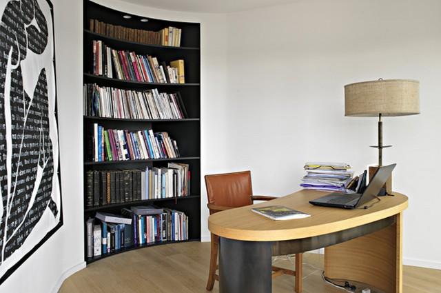 Ludovic AVENEL cabinet maker Paris -  Ludovic_Avenel_bureau_yovanovitch_ebeniste_créateur_design_sur mesure_1