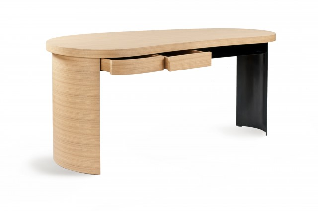 Ludovic AVENEL cabinet maker Paris -  Ludovic_Avenel_bureau_yovanovitch_ebeniste_créateur_design_sur mesure_3