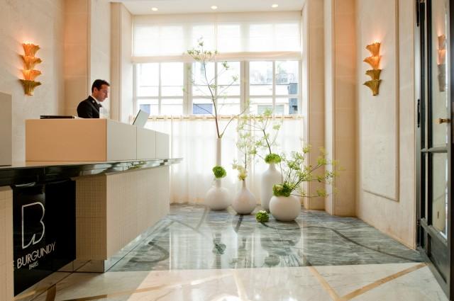 Ludovic AVENEL cabinet maker Paris -  Ludovic_Avenel_hôtel_le_burgundy_ebeniste_créateur_design_sur mesure_1