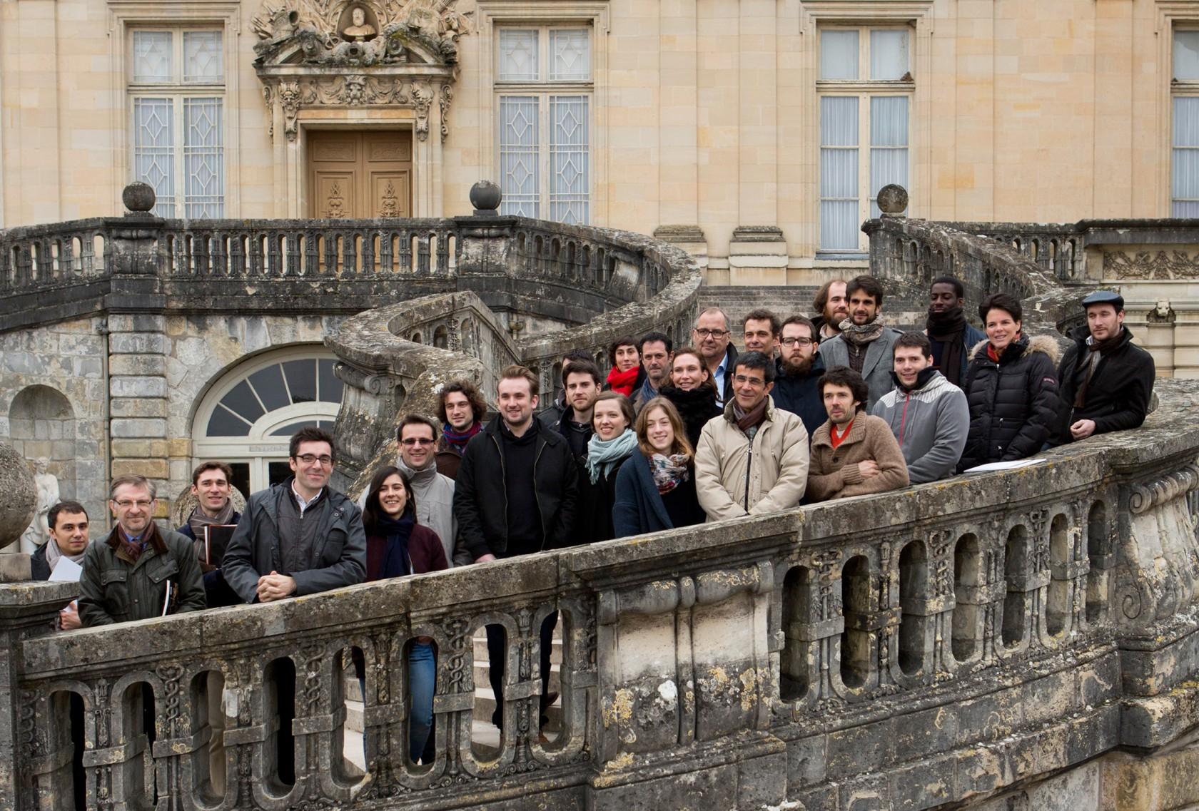 Ludovic AVENEL : ébéniste créateur Paris -  Ludovic_Avenel_news_fondation_hermes_ebeniste_créateur_design_sur mesure_1