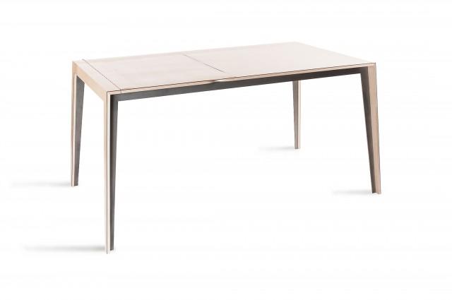 Ludovic AVENEL cabinet maker Paris -  Ludovic_Avenel_bureau_à_effeuiller_ebeniste_créateur_design_sur mesure_1