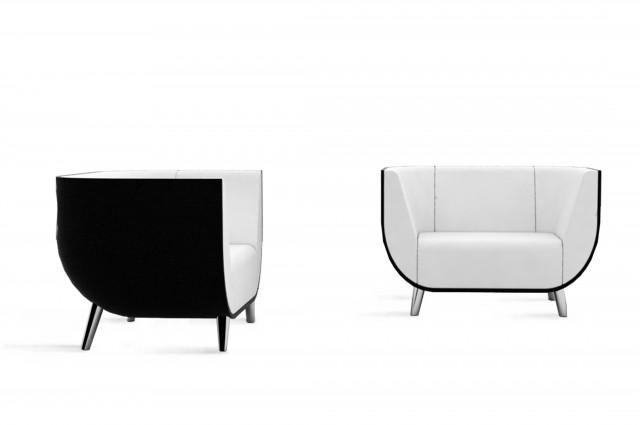 Ludovic AVENEL cabinet maker Paris -  Ludovic_Avenel_fauteuil_coco_ebeniste_créateur_design_sur mesure_1
