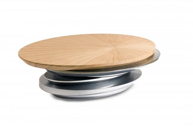Ludovic AVENEL cabinet maker Paris -  Ludovic_Avenel_table_basse_galet_ebeniste_créateur_design_sur mesure_4