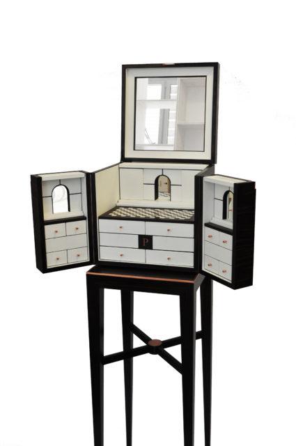 Ludovic AVENEL - Ebéniste Paris - Fabrication de meubles sur mesure -  rec 1a