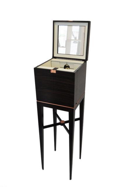 Ludovic AVENEL - Ebéniste Paris - Fabrication de meubles sur mesure -  rec 2