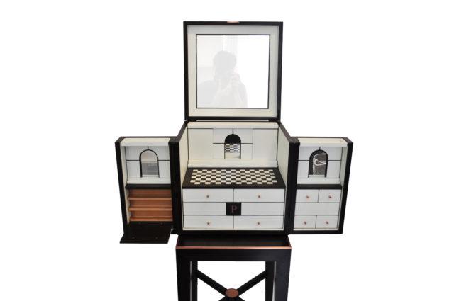 Ludovic AVENEL - Ebéniste Paris - Fabrication de meubles sur mesure -  rec 4