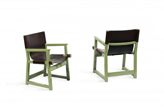 Ludovic AVENEL cabinet maker Paris -  Ludovic_Avenel_fauteuil_moka_ebeniste_créateur_design_sur mesure_1