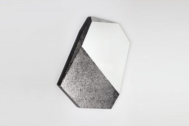 Ludovic AVENEL cabinet maker Paris -  Ludovic_Avenel_galerie_kréo_miroir_melancholia_françois_bauchet_ebeniste_créateur_design_sur mesure_1