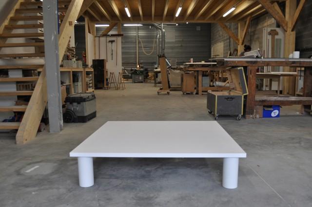 Ludovic AVENEL cabinet maker Paris -  Ludovic_Avenel_galerie_kréo_table_ignotus_nomen_pierre_charpin_ebeniste_créateur_design_sur mesure_3