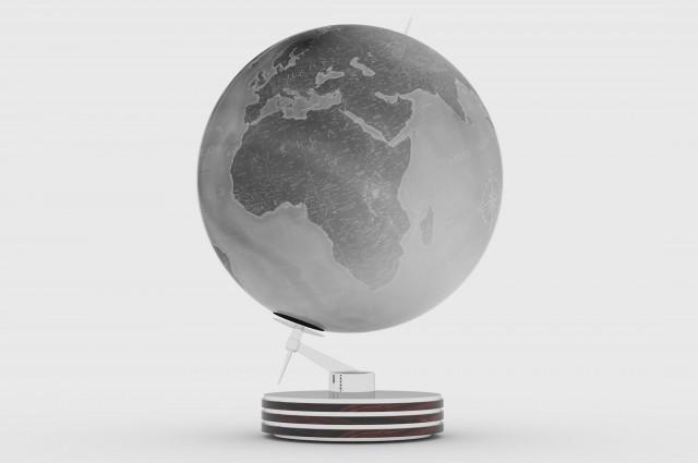 Ludovic AVENEL - Ebéniste Paris - Fabrication de meubles sur mesure -  Ludovic_Avenel_globe_Malteran_ebeniste_créateur_design_sur mesure_2
