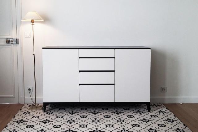 Ludovic AVENEL cabinet maker Paris -  Ludovic_Avenel_buffet_sur mesure_créateur_design_sur mesure_4
