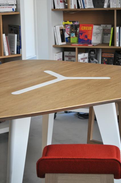 Ludovic AVENEL - Ebéniste Paris - Fabrication de meubles sur mesure -  Ludovic_Avenel_aménagement_studio_Mediapart (4)