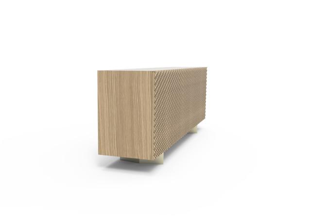 Ludovic AVENEL cabinet maker Paris -  Ludovic_Avenel_buffet_zigzag_ebeniste_créateur_design_sur mesure (4)
