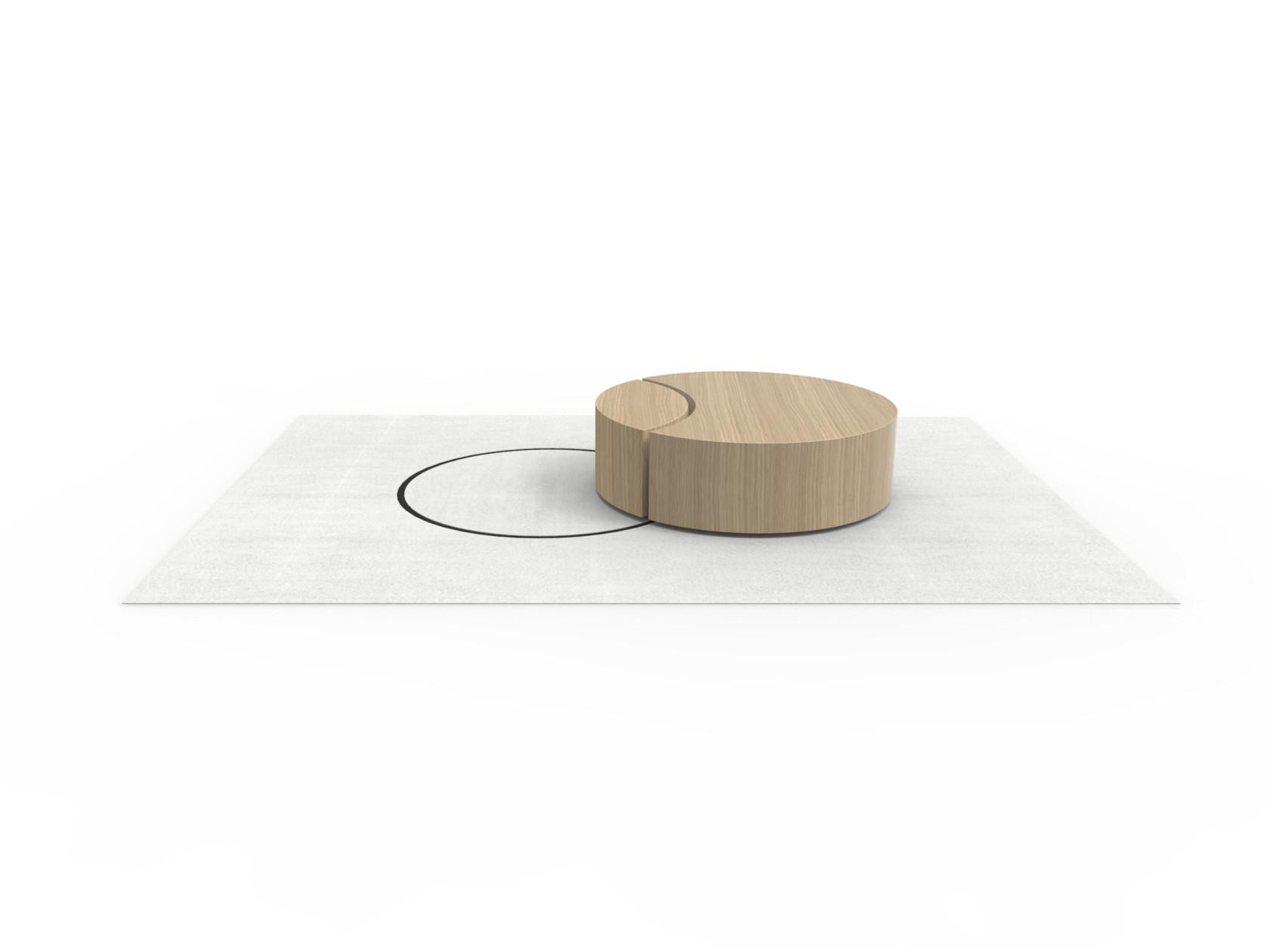 fran ais table basse eclipse ludovic avenel b niste cr ateur. Black Bedroom Furniture Sets. Home Design Ideas