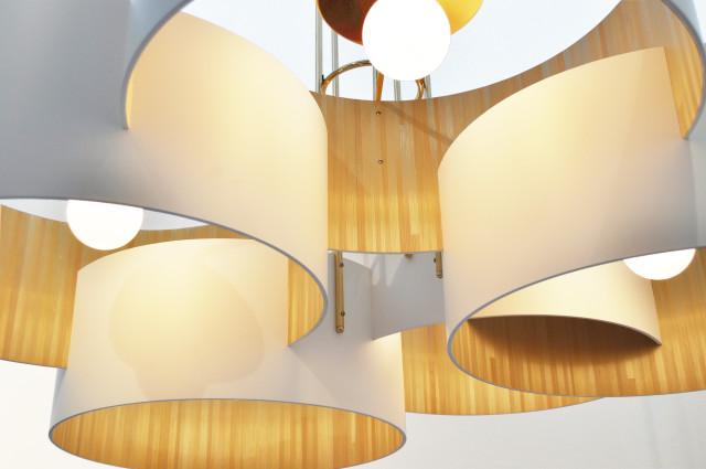 Ludovic AVENEL cabinet maker Paris -  Revélations_Ludovic Avenel_luminaire_paille copie