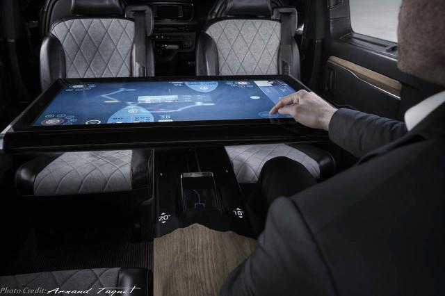 Ludovic AVENEL cabinet maker Paris -  Avenel Ludovic_concept car_Peugeot Traveller_salon de genève 2016 (4)