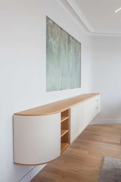 Ludovic AVENEL cabinet maker Paris -  rec 10