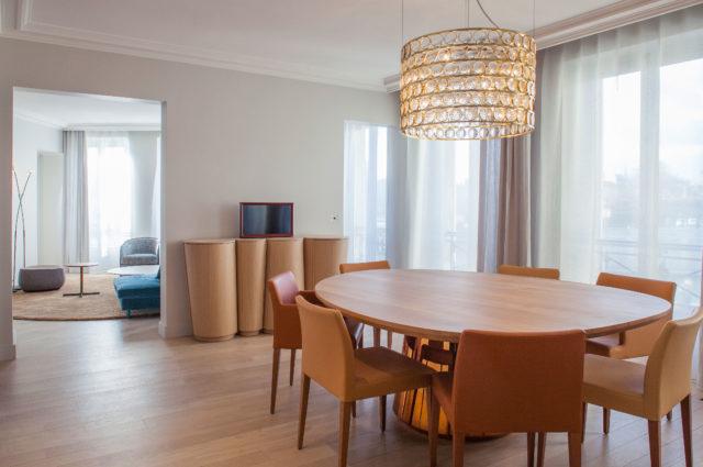 Ludovic AVENEL - Ebéniste Paris - Fabrication de meubles sur mesure -  rec 3