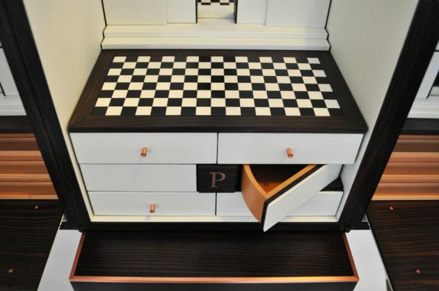Ludovic AVENEL - Ebéniste Paris - Fabrication de meubles sur mesure -  rec 6