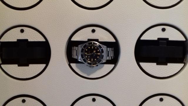 Ludovic AVENEL : ébéniste créateur -  montre-mécanique---remontoir---coffret-sur-mesure---ébéniste-Paris