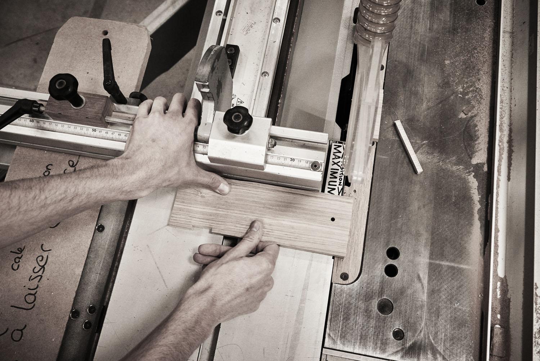 Ludovic AVENEL - Ebéniste Paris - Fabrication de meubles sur mesure - ebeniste designer