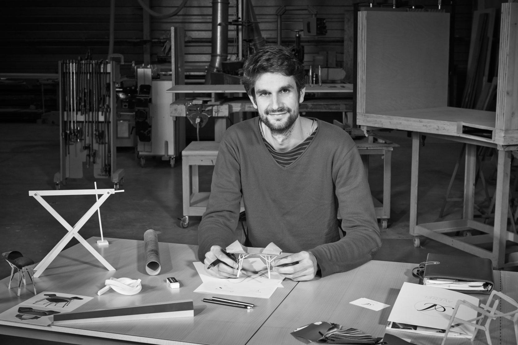 Ludovic AVENEL - Ebéniste Paris - Fabrication de meubles sur mesure - Ludovic Avenel